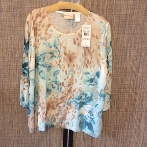 Alfred Dunner blouse